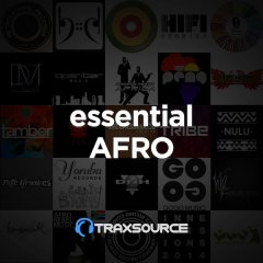 Traxsource Afro House Essentials September 6th 2021