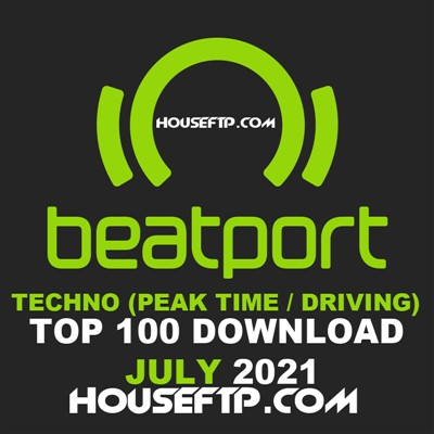 Beatport Top 100 Techno (Peak Time Driving) July 2021