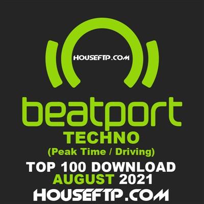 Beatport Top 100 Techno August 2021