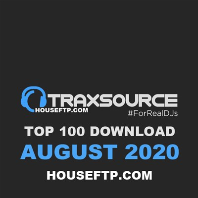 Traxsource Top 100 Tracks AUGUST 2021